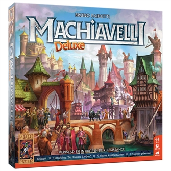 Image of   Machiavelli Deluxe