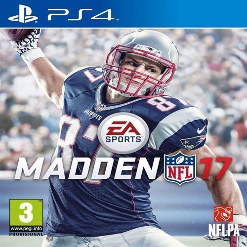 Image of Madden NFL 17 - PS4 (5030942116380)