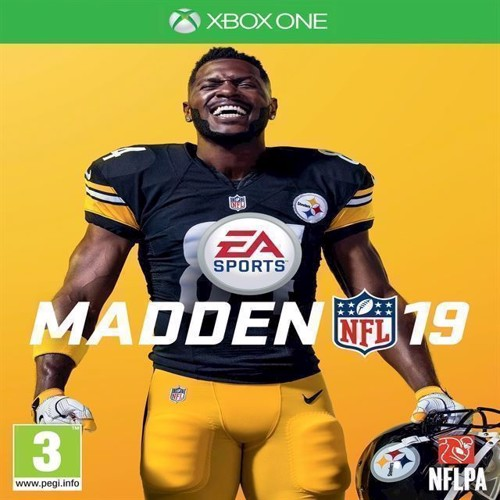 Image of Madden NFL 19 - XBOX ONE (5030931121951)