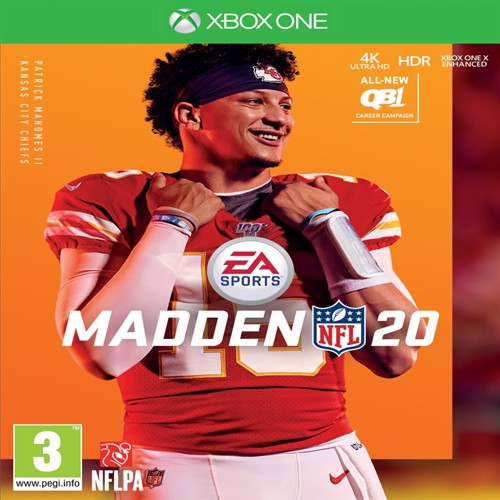 Image of Madden Nfl 20 Ps4 (5035228122451)