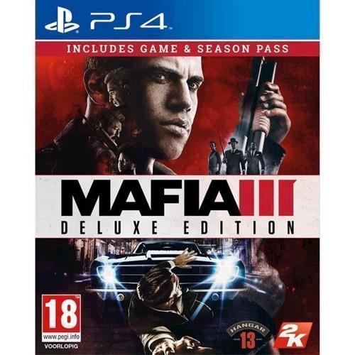Image of   Mafia III (3) - Deluxe Edition - PS4