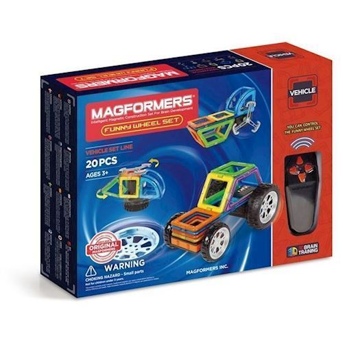Image of   Magformers - Funny Wheel sær