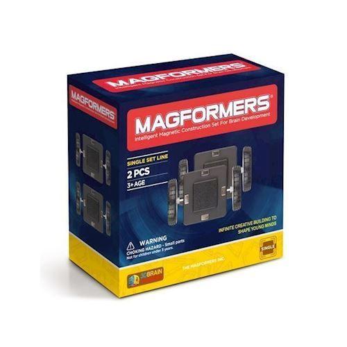 Image of Magformers - Wheels Sæt (8809134360507)