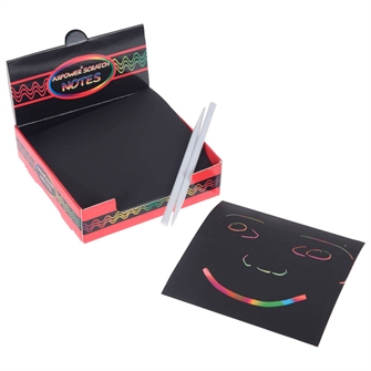 Image of Magical Memo Leaves with Scratcher (8719987273384)