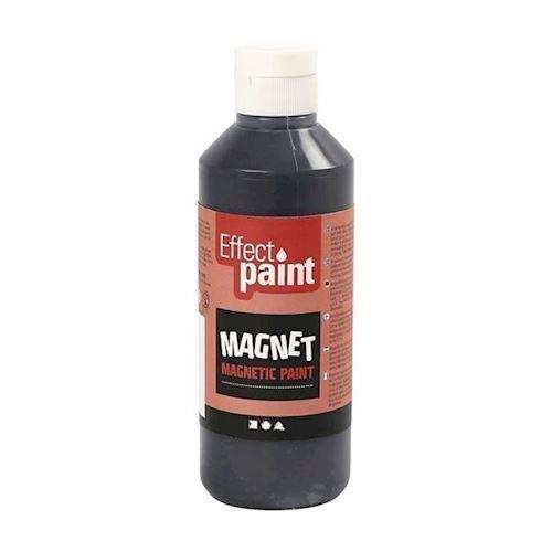 Image of Magnetisk Maling - Sort, 250ml (8714181380326)