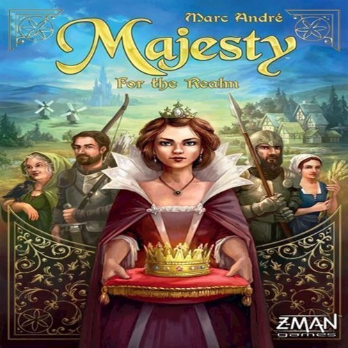 Image of Majesty For the Realm Nordic (7350065323419)