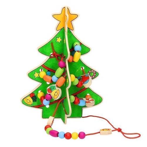 Image of julepynt, Lav selv juletræ