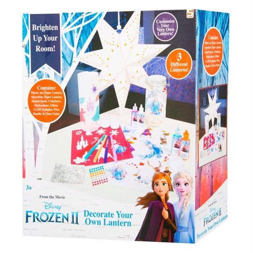 Image of Lav Din Egen Disney Frozen 2 Lanterne