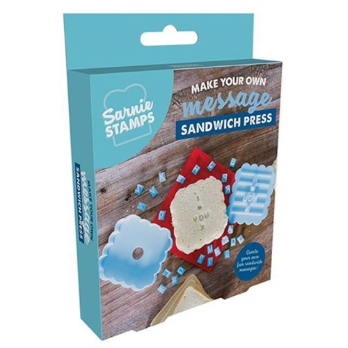 Image of Make Your Own Message - Sandwich Press (5060493236152)