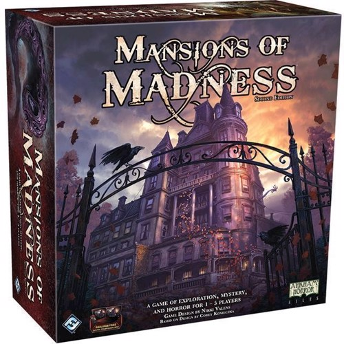 Image of Mansions of Madness 2nd Edition (0841333101213)