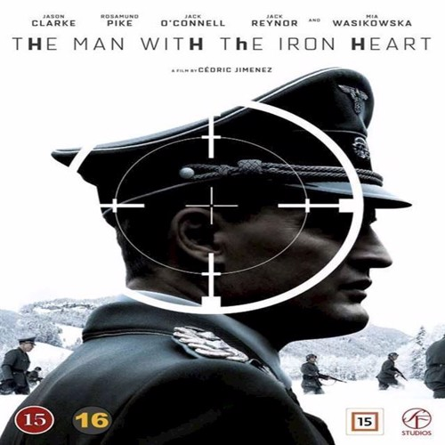 Image of Man with the Iron Heart, The DVD (7333018010819)