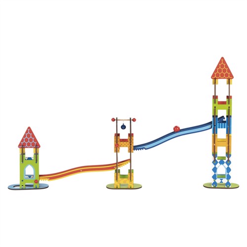Image of Marble track Knight Castle (4013594538961)