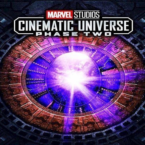 Image of Marvel Cinematic Universal - DVD (8717418519841)