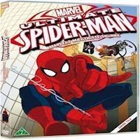 Ultimate SpiderMan 2: Marvels Mægtigste Skurke - DVD