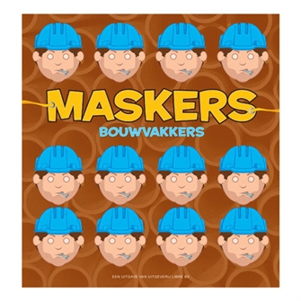 Image of Masks: Construction Workers (9789075531954)