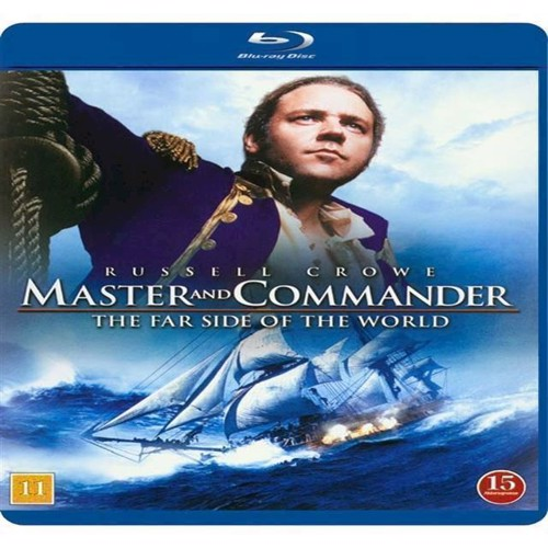 Image of Master and Commander The Far Side of the World Blu-ray (7340112703226)