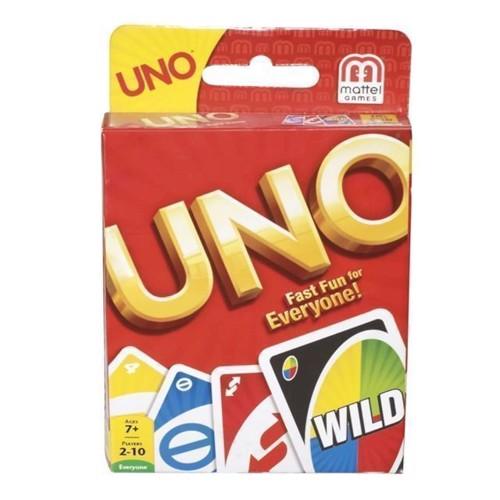 Image of Uno, Mattel (0746775333607)