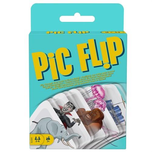 Image of Pic Flip, kortspil fra mattel (0887961824360)