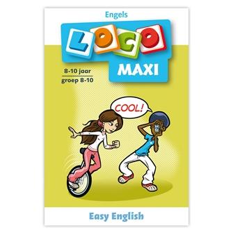 Image of Maxi Loco let engelsk