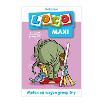 Image of Maxi Loco mål og vej