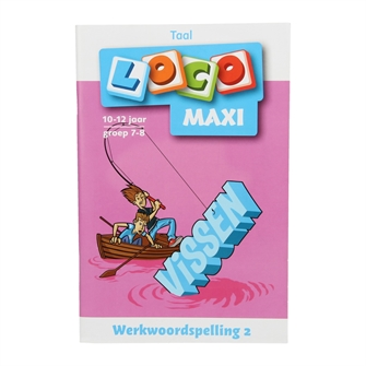 Image of Maxi Loco Verb spelling Group 7/8 (9789001835934)