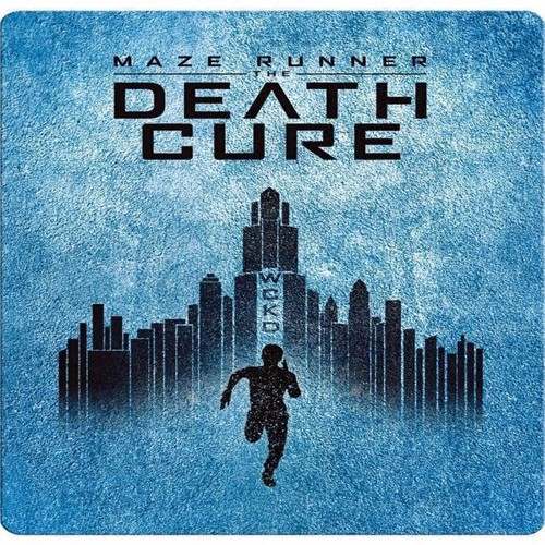 Image of Maze Runner The Death Cure Limited Steelbook Blu-Ray (7340112743093)