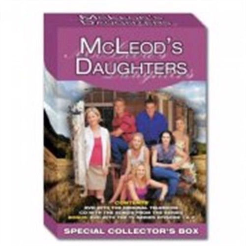 Image of McleodS Daughters, Special Co DVD (5709165931123)