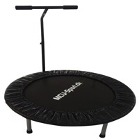 Mcu Sport Fitness, Mini Trampolin, 91 Cm Latex, M. T Håndtag