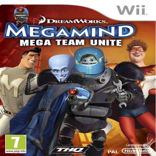 Image of Megamind Mega Team Unite - Wii