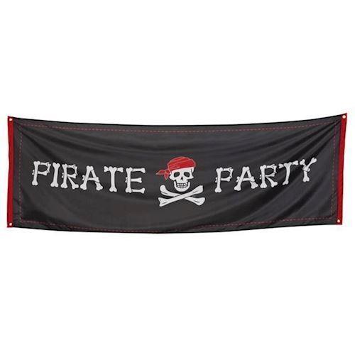 Image of banner, mega pirat