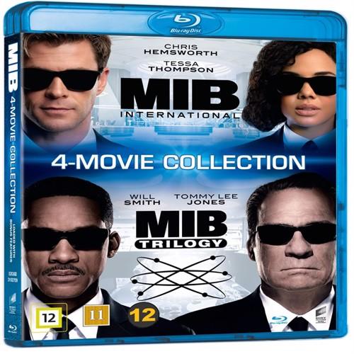 Image of Men In Black 1-4 Box, Blu-ray (7330031007093)