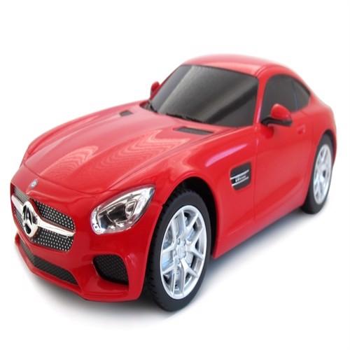 Image of Mercedes fjernstyret bil 1:24 (6930751309845)