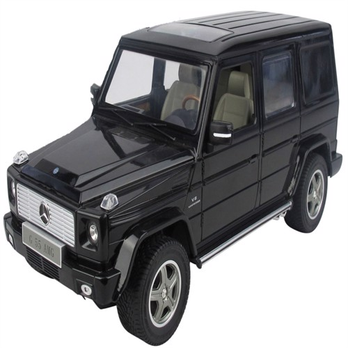 Image of Mercedes benz g55 fjernstyret bil 1:14 (6930751302006)