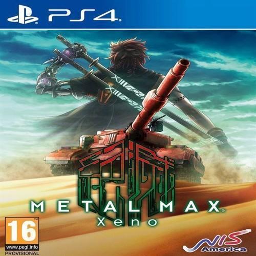 Metal Max Xeno - Ps4