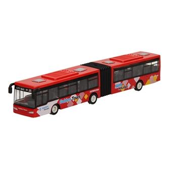 Image of Metal Bus - Red (3800966015172)