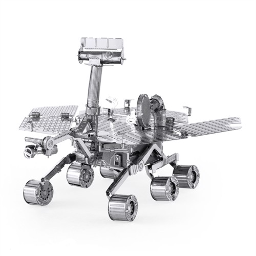 Image of Metal earth marsrover