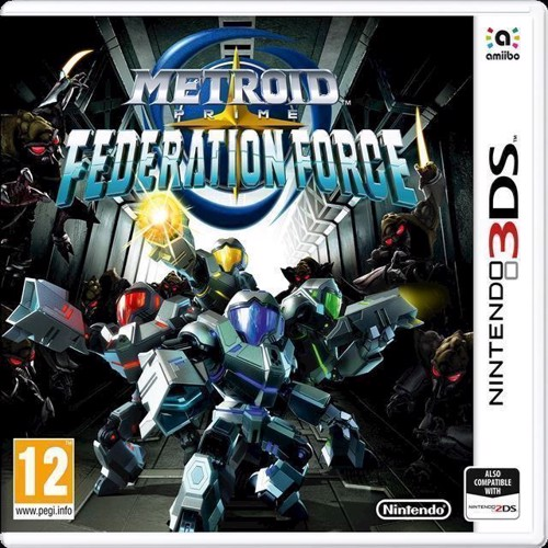 Image of Metroid Prime Federation Force - Nintendo 3Ds
