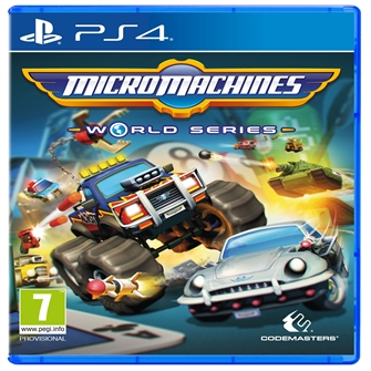 Image of Micro Machines World Series - PC (4020628818104)