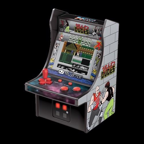 Image of Micro Player Bad Dudes Retro (0845620032143)