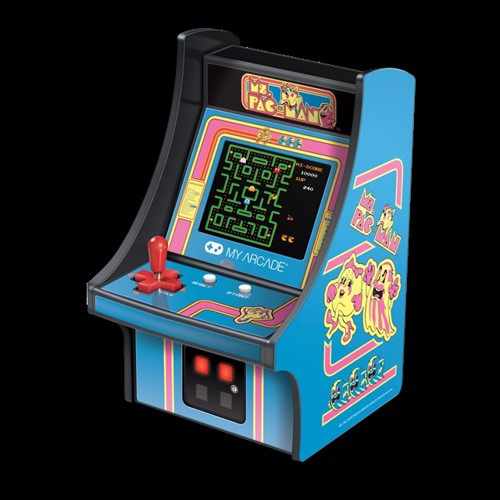 Image of Micro Player MS.PACMAN (0845620032303)