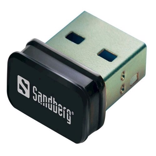 Image of Micro WiFi USB Dongle Sandberg 13365 - PC (5705730133657)