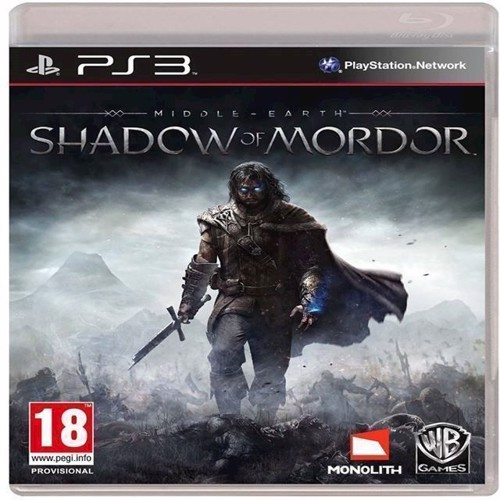 Image of Middleearth Shadow of Mordor Essentials - PS3 (5051895404874)