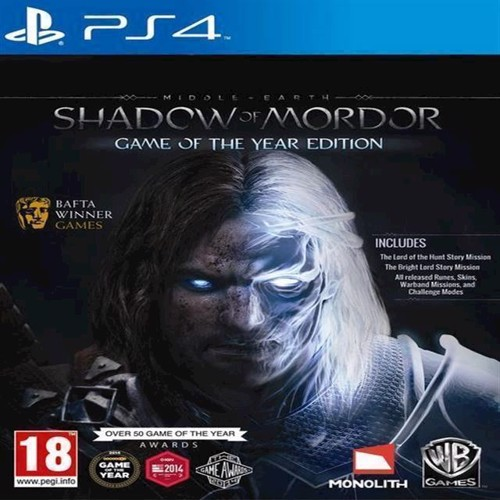 Billede af Middleearth Shadow of Mordor  Game of the Year Edition - XBOX ONE