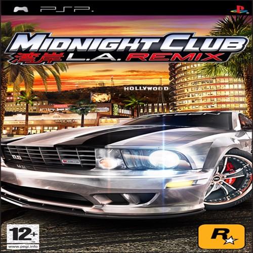 Image of Midnight Club L.A Remix, PSP