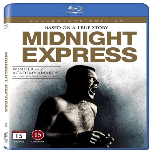 Image of Midnight Express (Classic Line) Blu-ray (5051162291176)