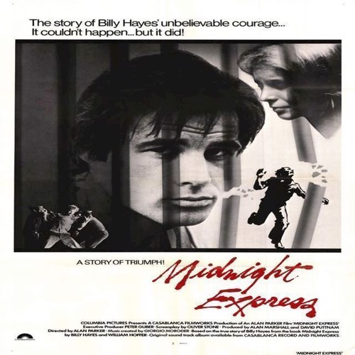 Image of Midnight Express DVD (5051159106919)