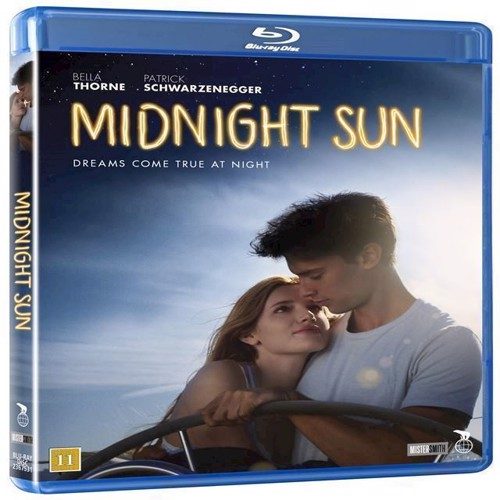 Image of Midnight Sun Bella Thorne Blu-ray (5708758722773)