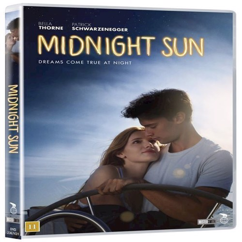 Image of Midnight Sun Bella Thorne DVD (5708758722766)