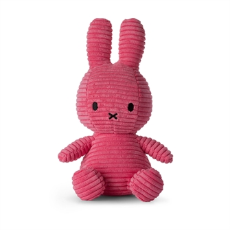 Image of Miffy bamse pink 24 cm