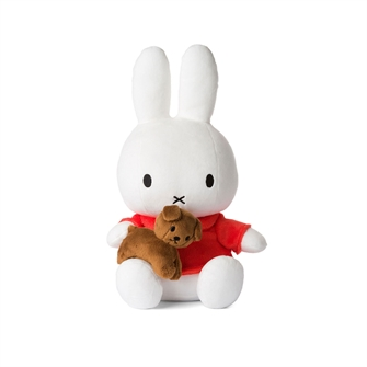 Image of Miffy SNUFFIE bamse 33 cm